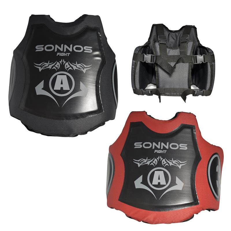 CHALECO SPARRING SONNOS (talle unico)