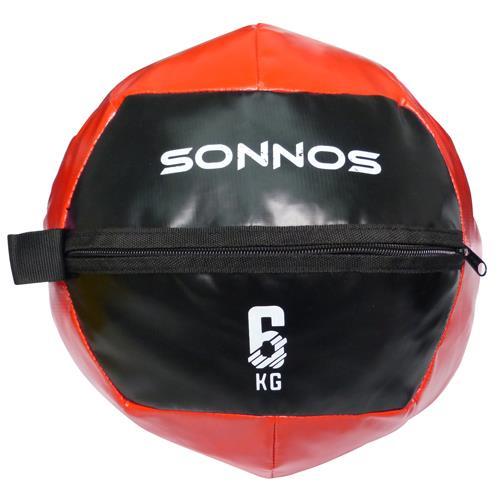MEDICINE BALL SONNOS TIPO DYNAMAX 6kg